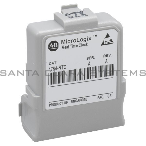 1764-RTC Allen Bradley Real Time Clock | MicroLogix 1500 Out of ...