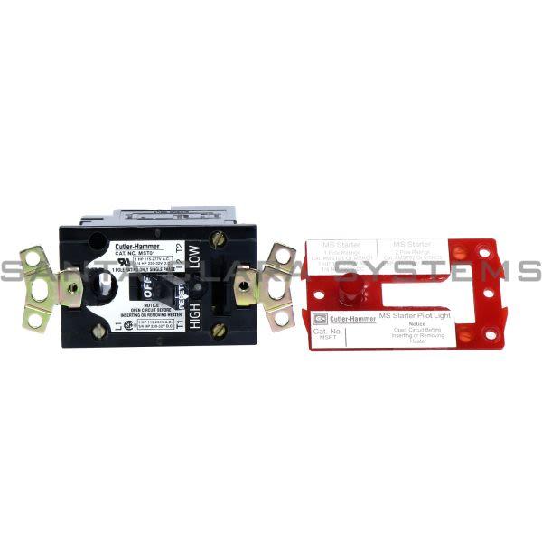 MST01SN1P Starter | Manual W/ Pilot Light | Eaton 369D454G05 In ...