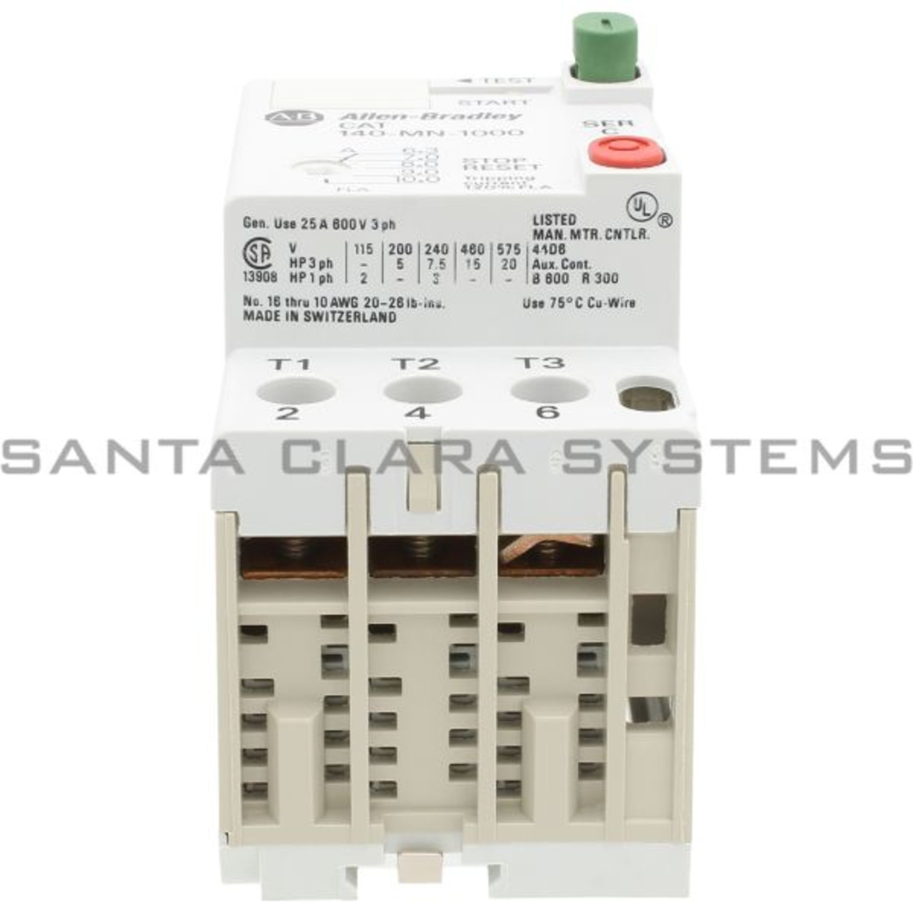 140-MN-1000 Allen dley In stock and ready to ship - Santa ... on