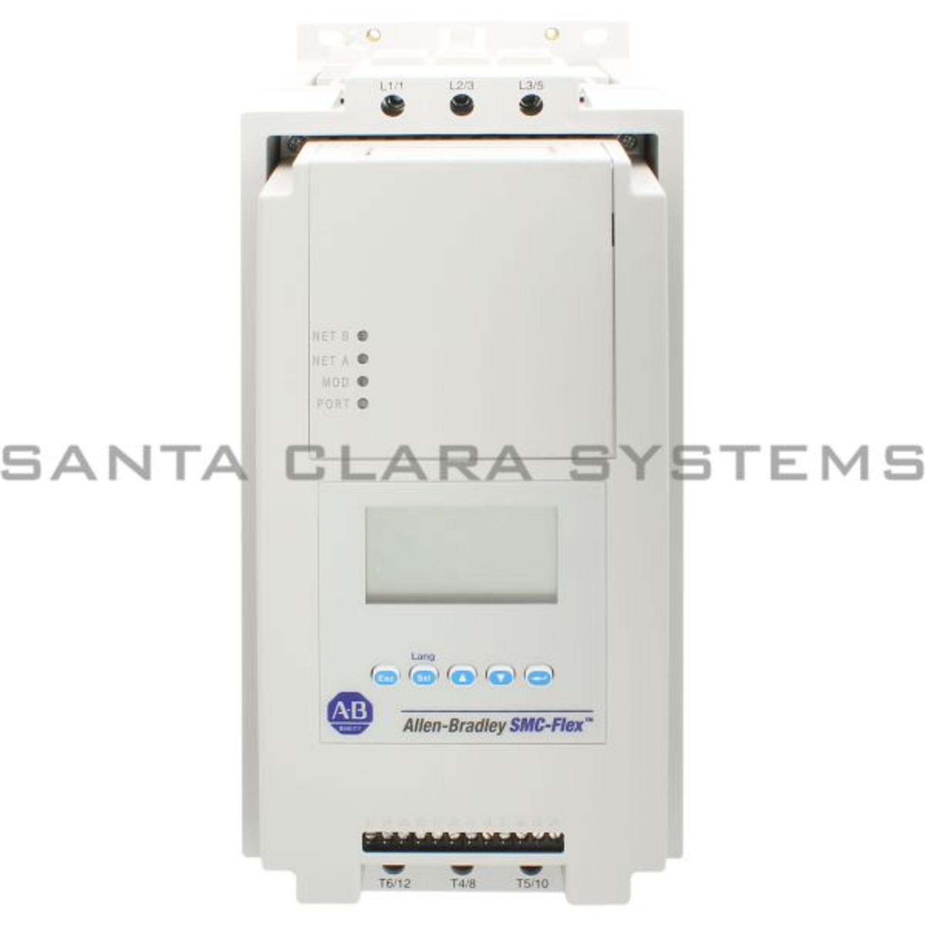 150 F43ncd Allen Bradley In Stock And Ready To Ship Santa Clara Smart Heater Controller Smc Flex Motor Product Image