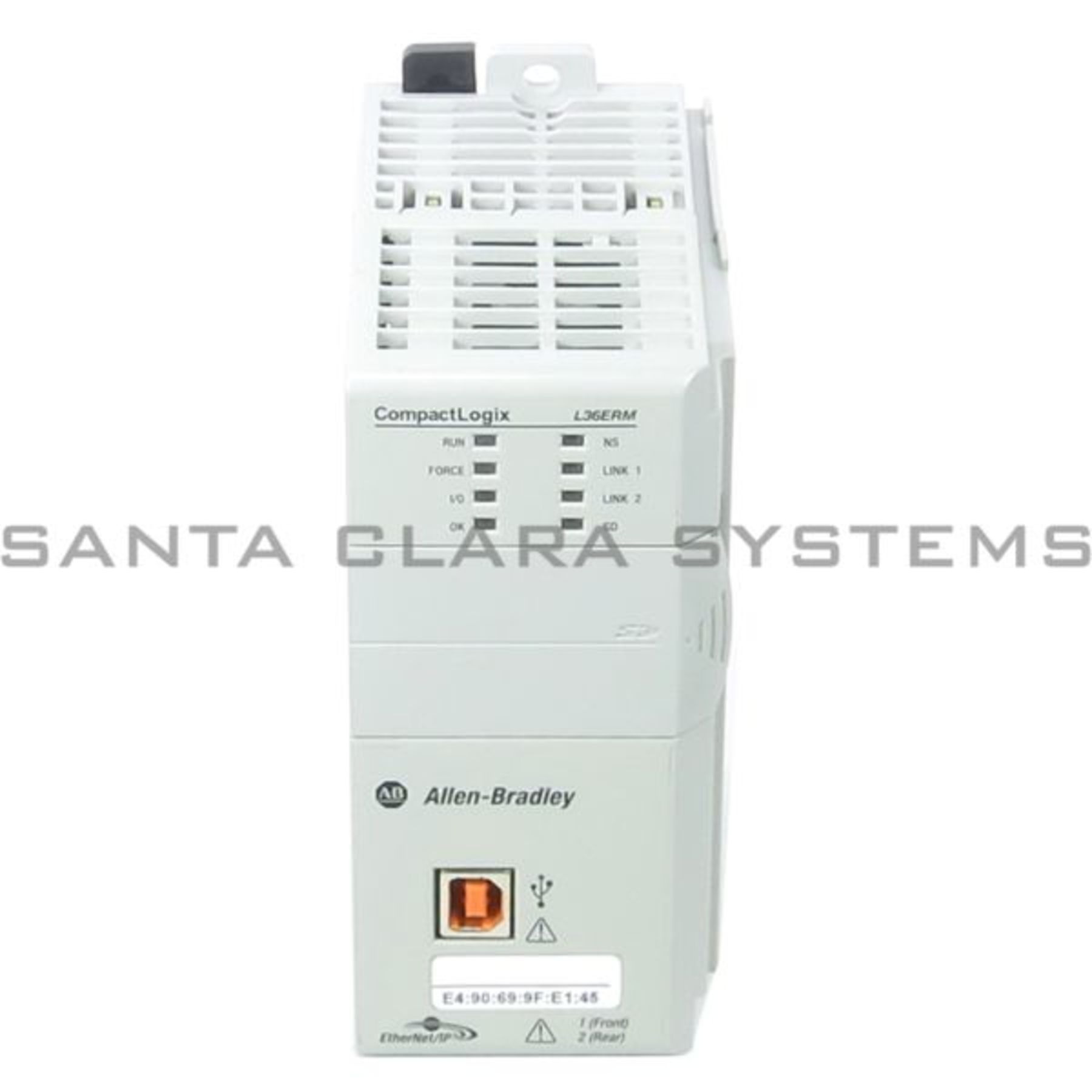 1769-L36ERM Allen Bradley In stock and ready to ship - Santa