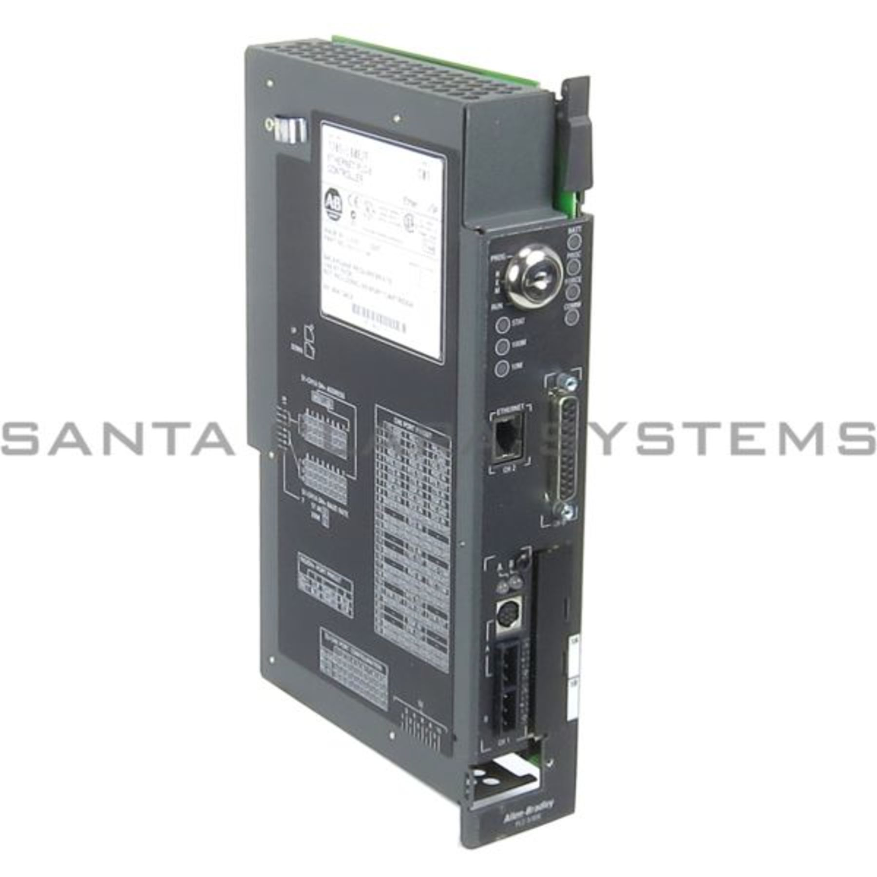 1785-L80E Ethernet/IP PLC-5/80 Controller, 100K Word SRAM In-Stock