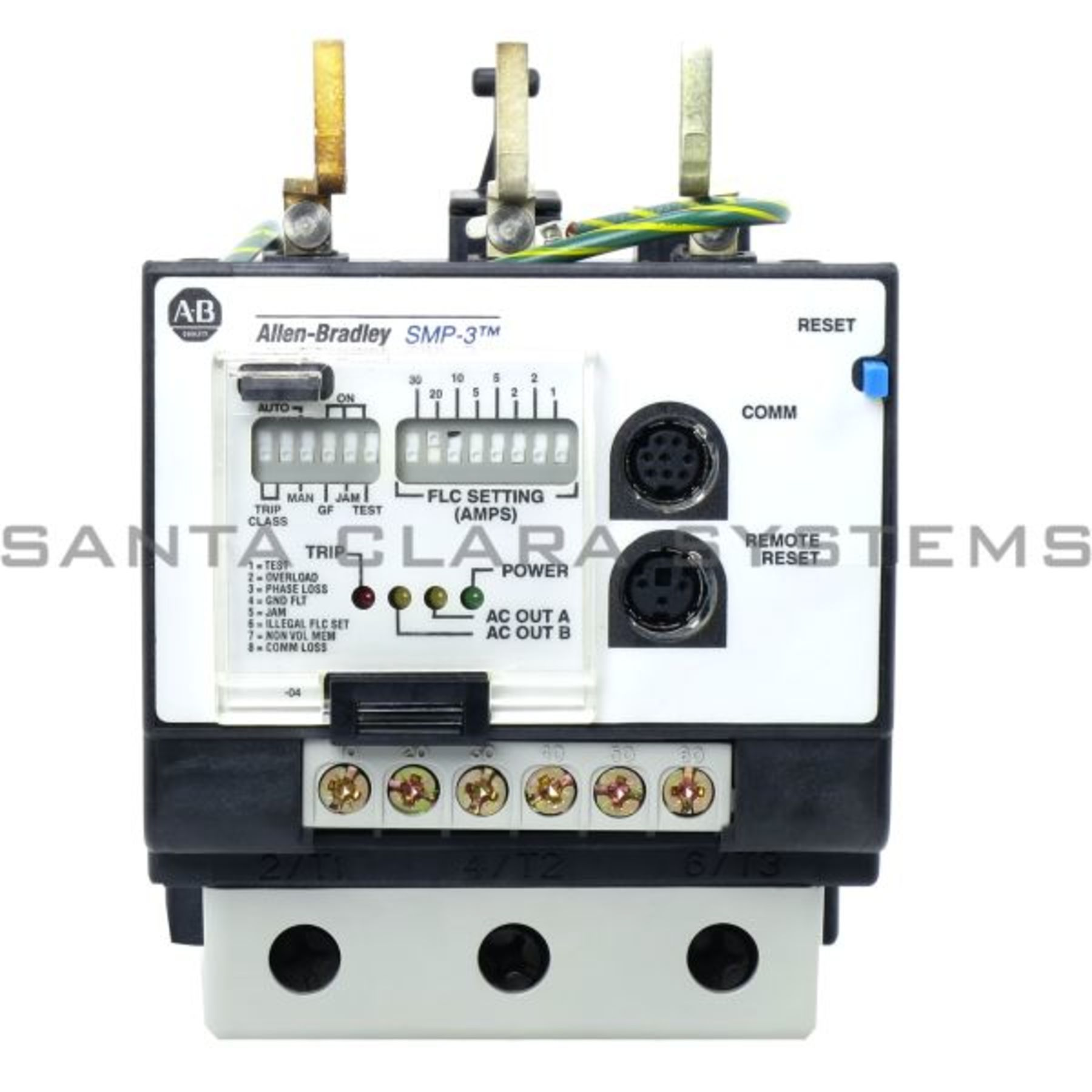 193 C1k3 Allen Bradley In Stock And Ready To Ship Santa Clara Systems Solid State Relay Testing Overload Product Image