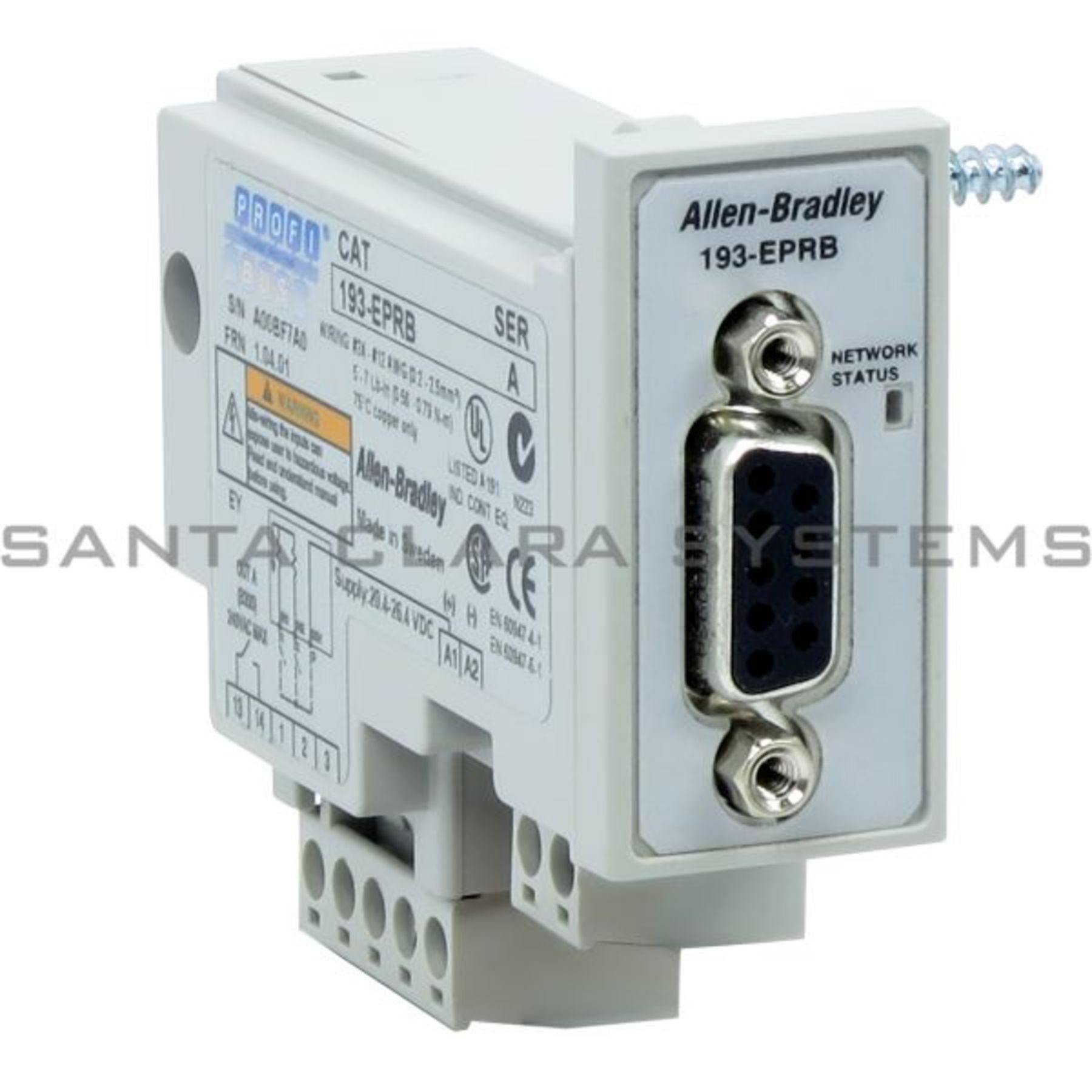 193-EPRB Allen Bradley In stock and ready to ship - Santa Clara Systems