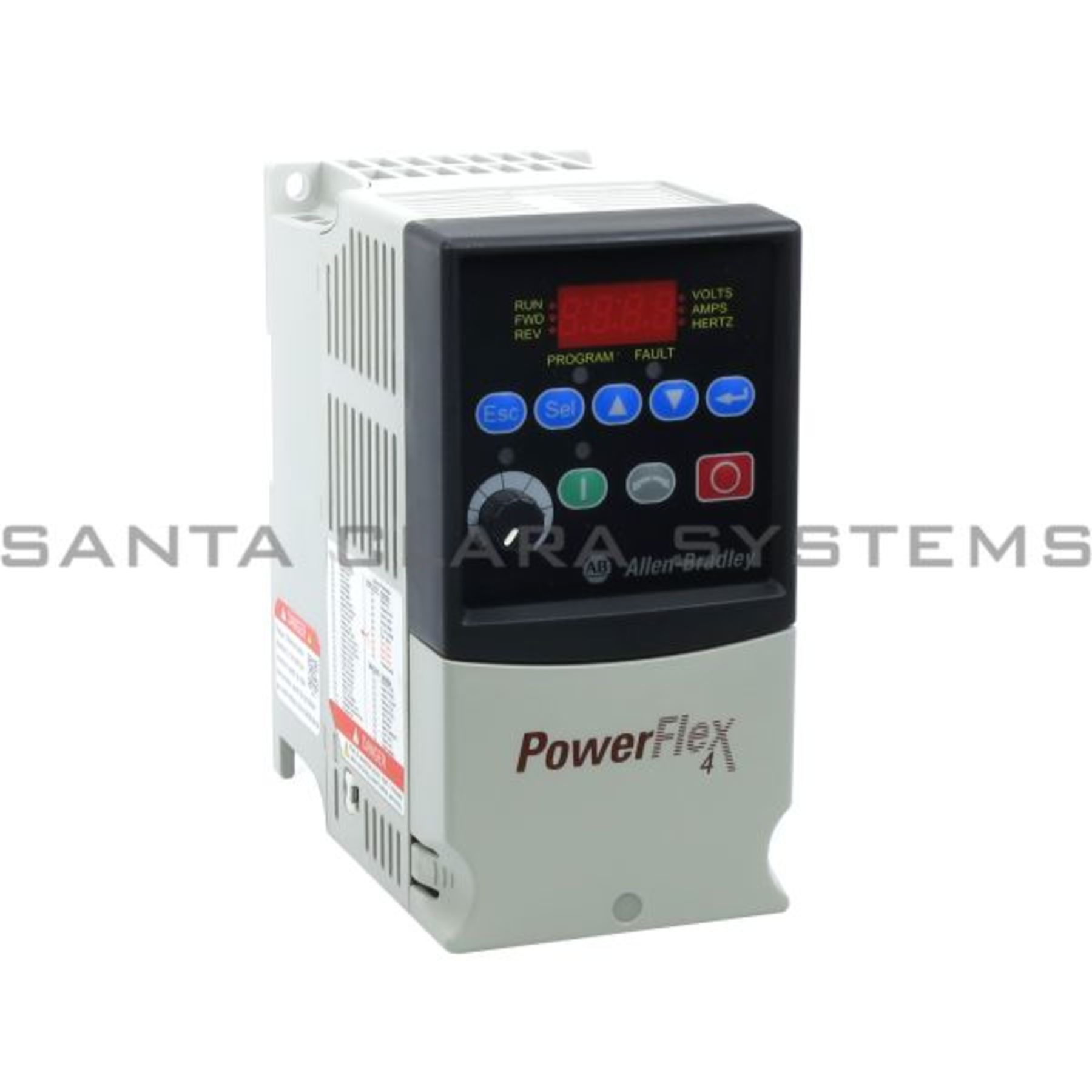 Allen Bradley 22A-V2P3N104 PowerFlex 4 AC Drive Product Image