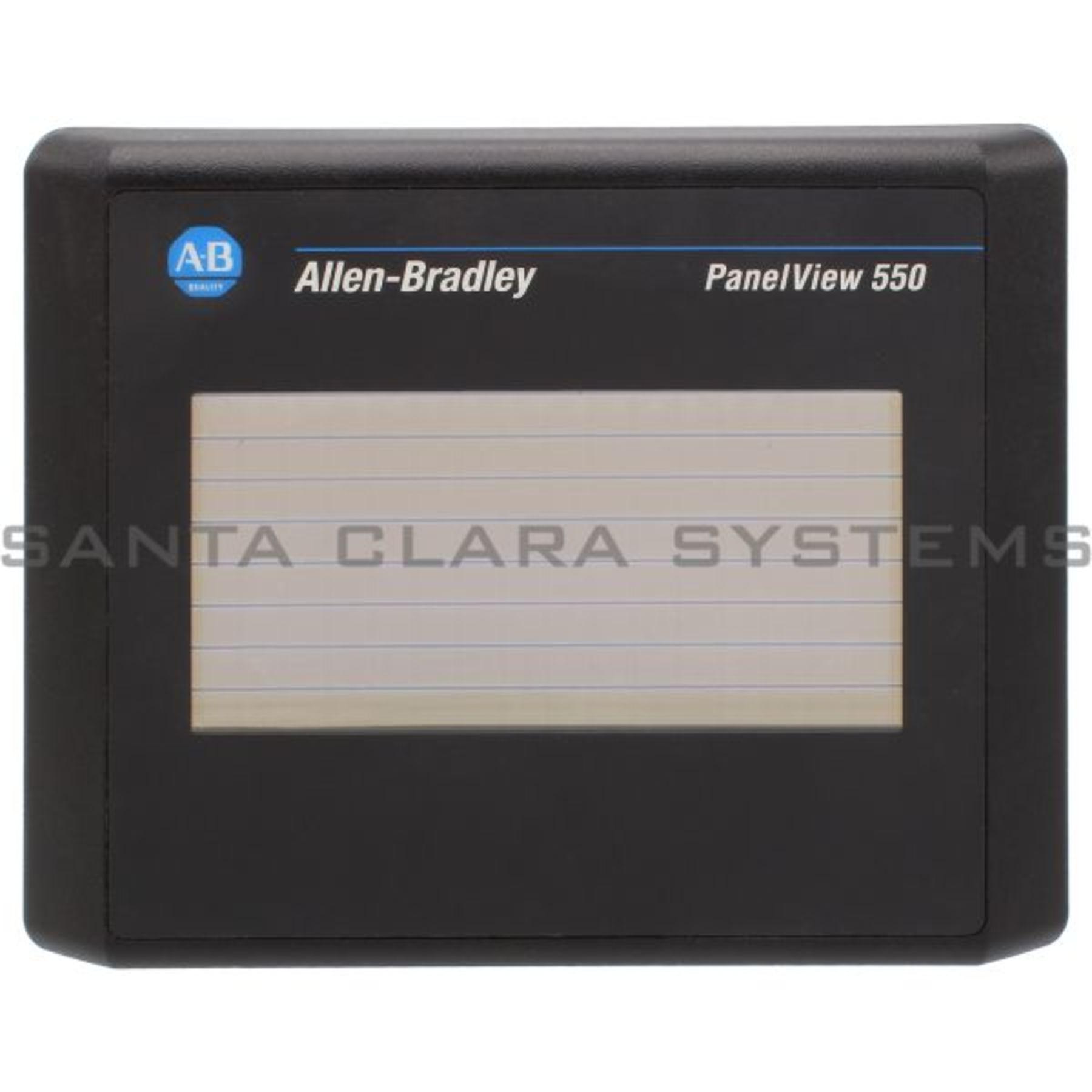 Allen Bradley 2711-T5A15L1 PanelView 550 Product Image