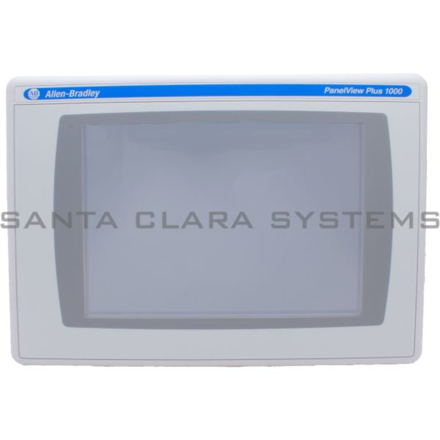 Full face screen protector for allen bradley panelview plus 1000.