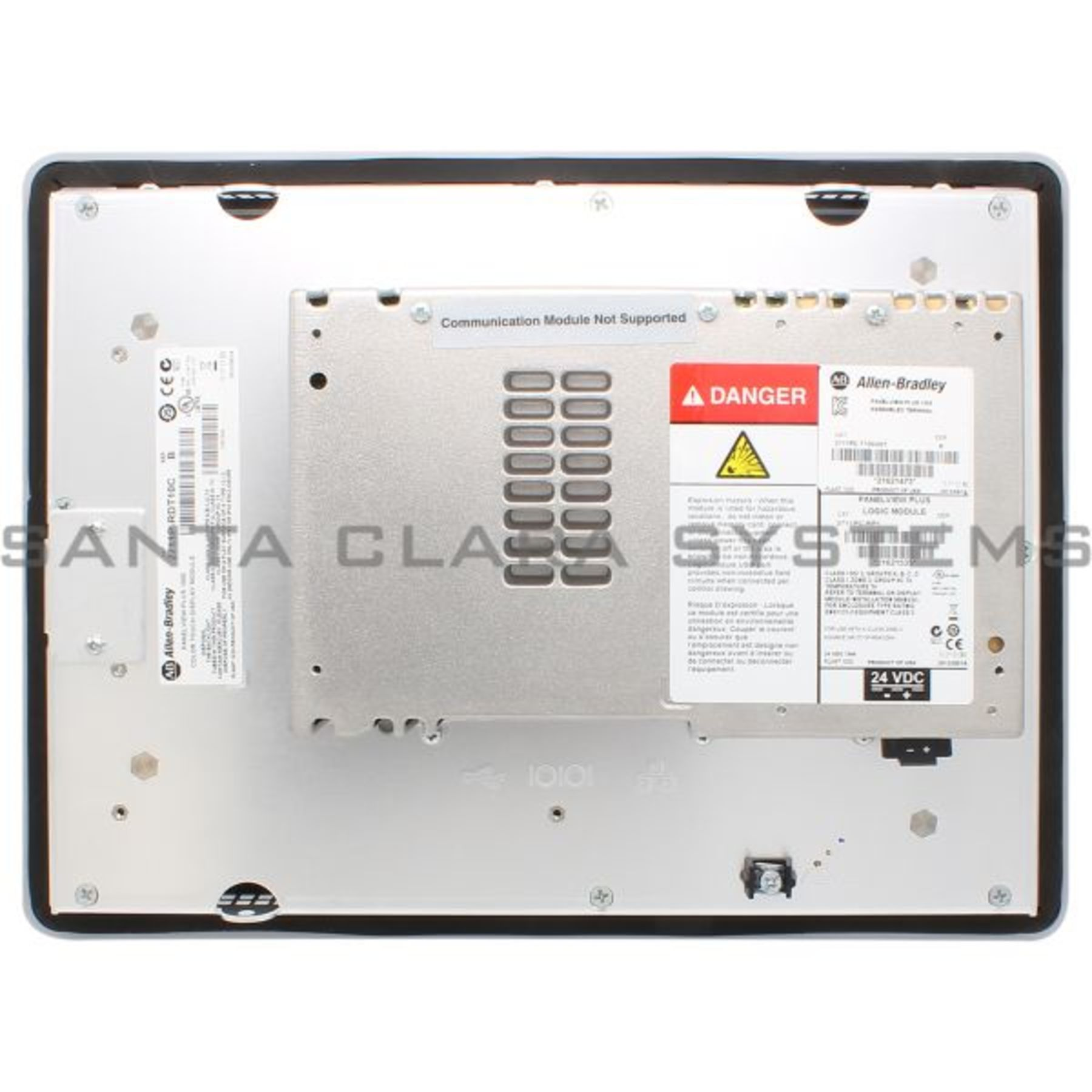 2711PC-T10C4D1 PanelView Plus Compact Terminal In-Stock