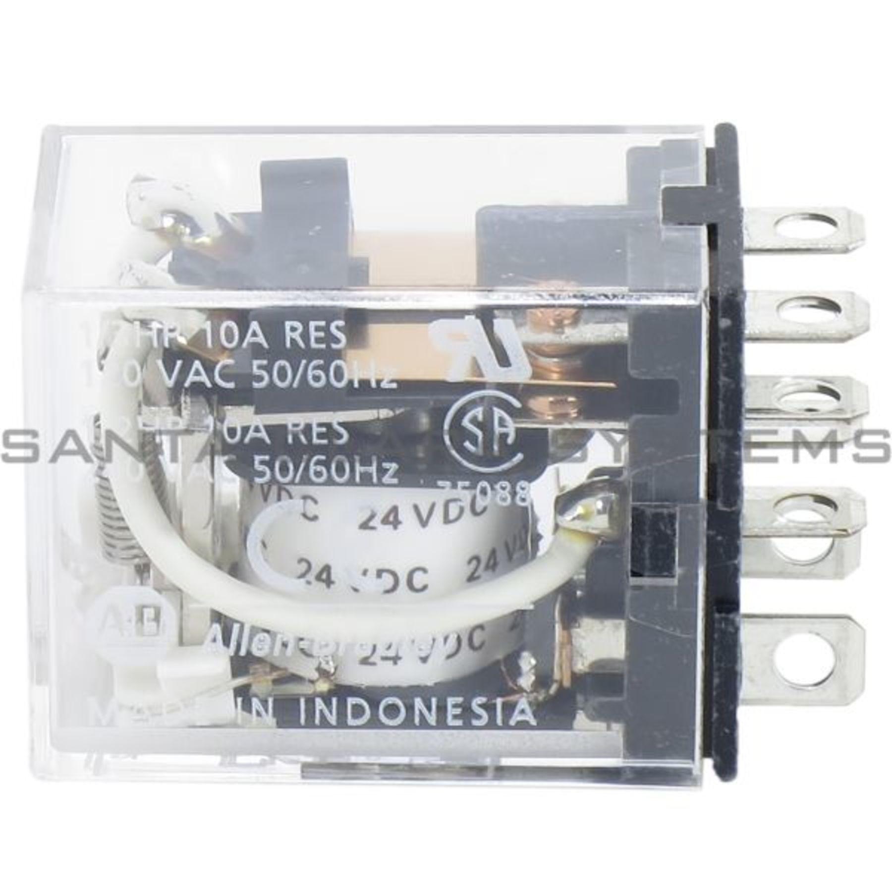 SQUARE D 700-HF32Z24-4 Plug-in Relay SER B 24V-DC