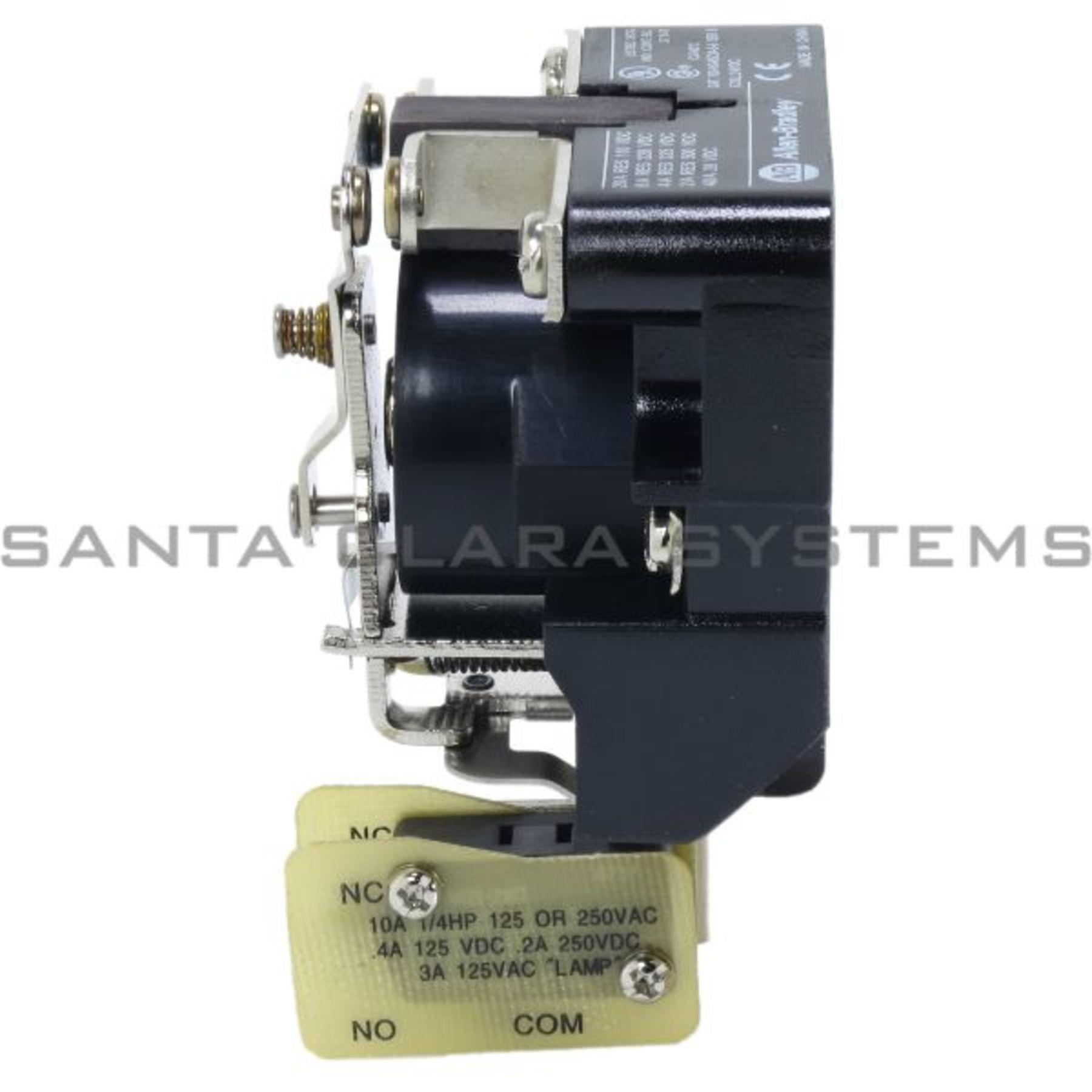 700 Hg45z24 5 6 Power Relay Allen Bradley In Stock Santa Clara Systems Switch Product Image