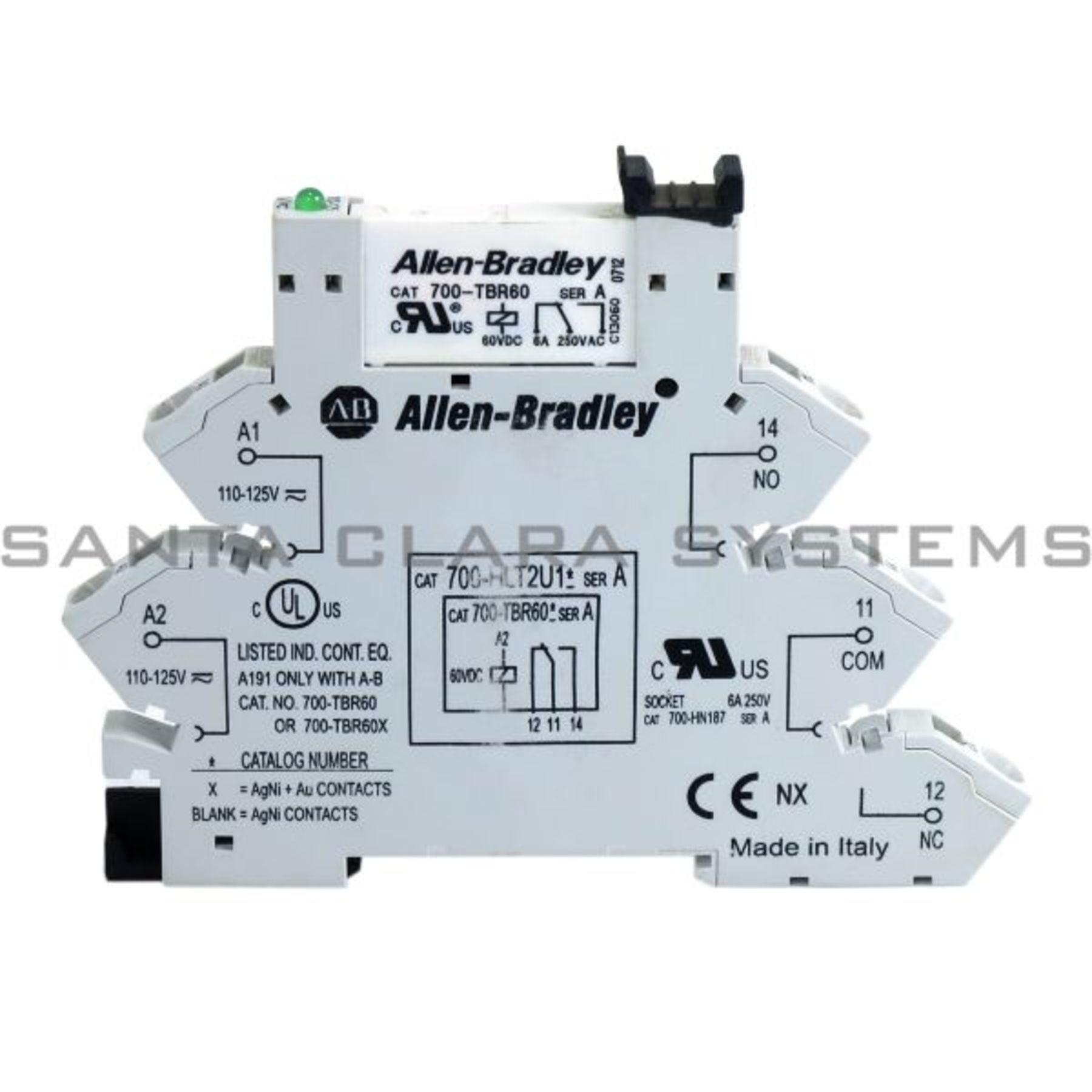 Allen Bradley 700 Relay Wiring Diagram Wiring Site Resource