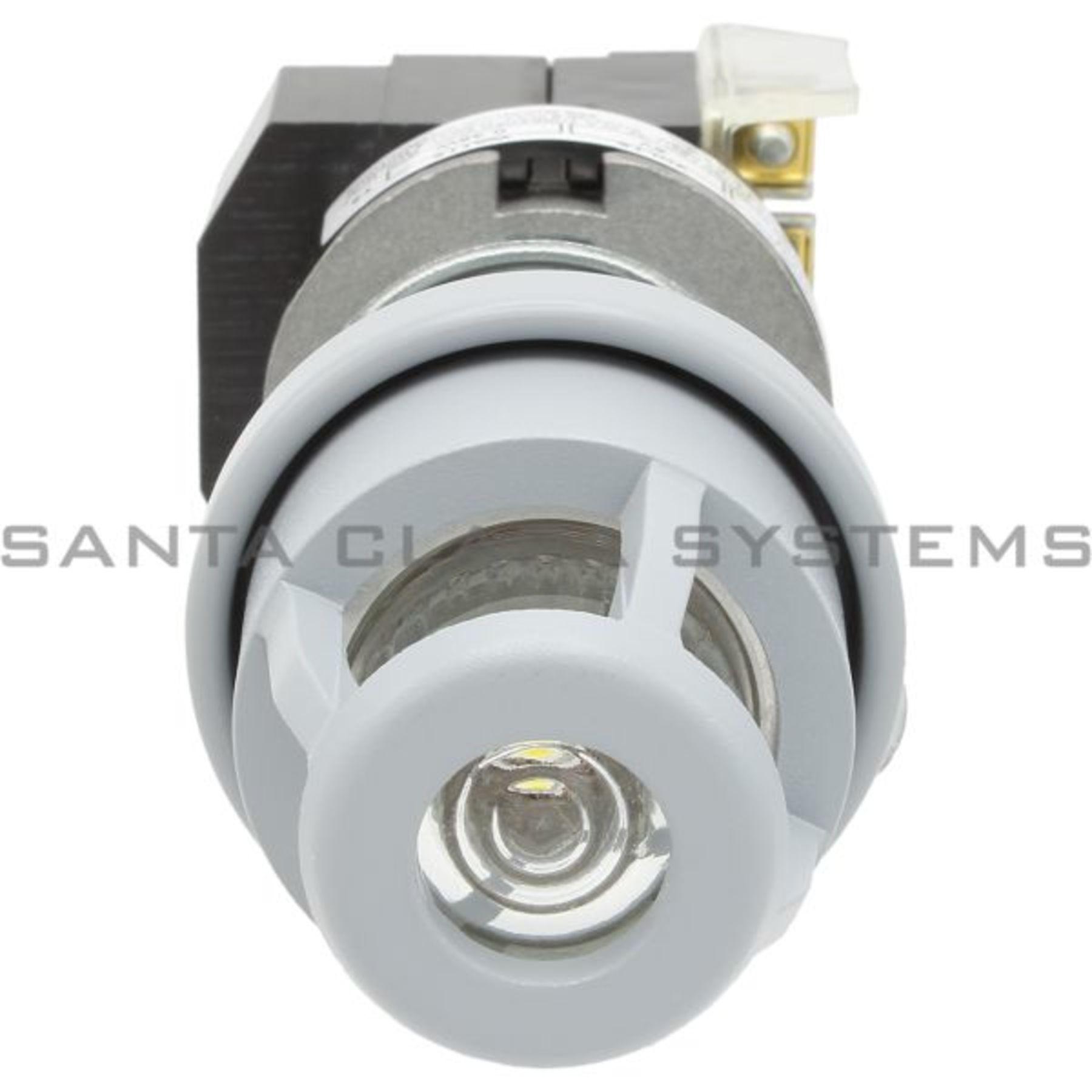 allen bradley 800h-ppbh16m push button switch product image