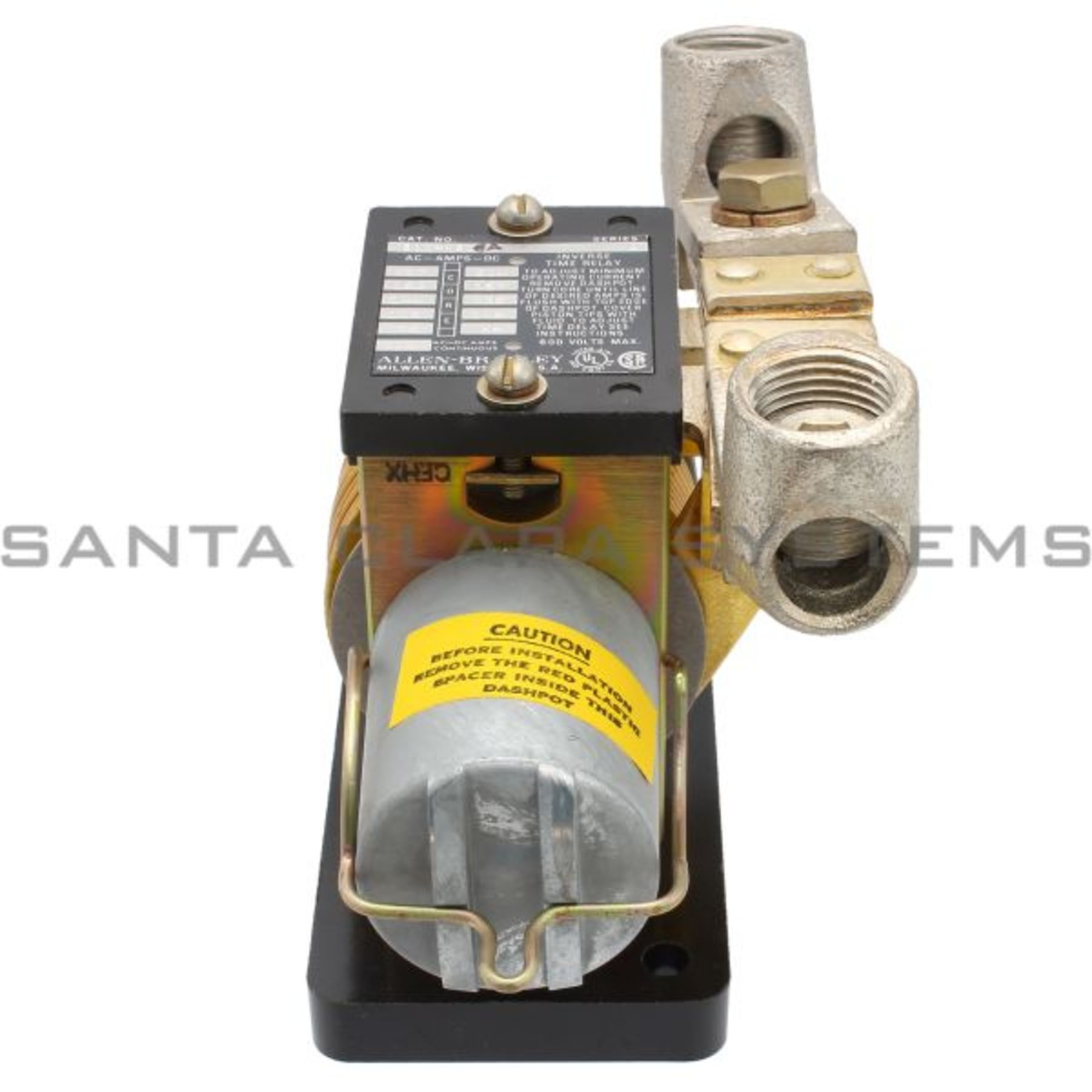 810 A21a Inverse Time Current Relays In Stock And Ready To Ship Relay Motor Allen Bradley Product Image