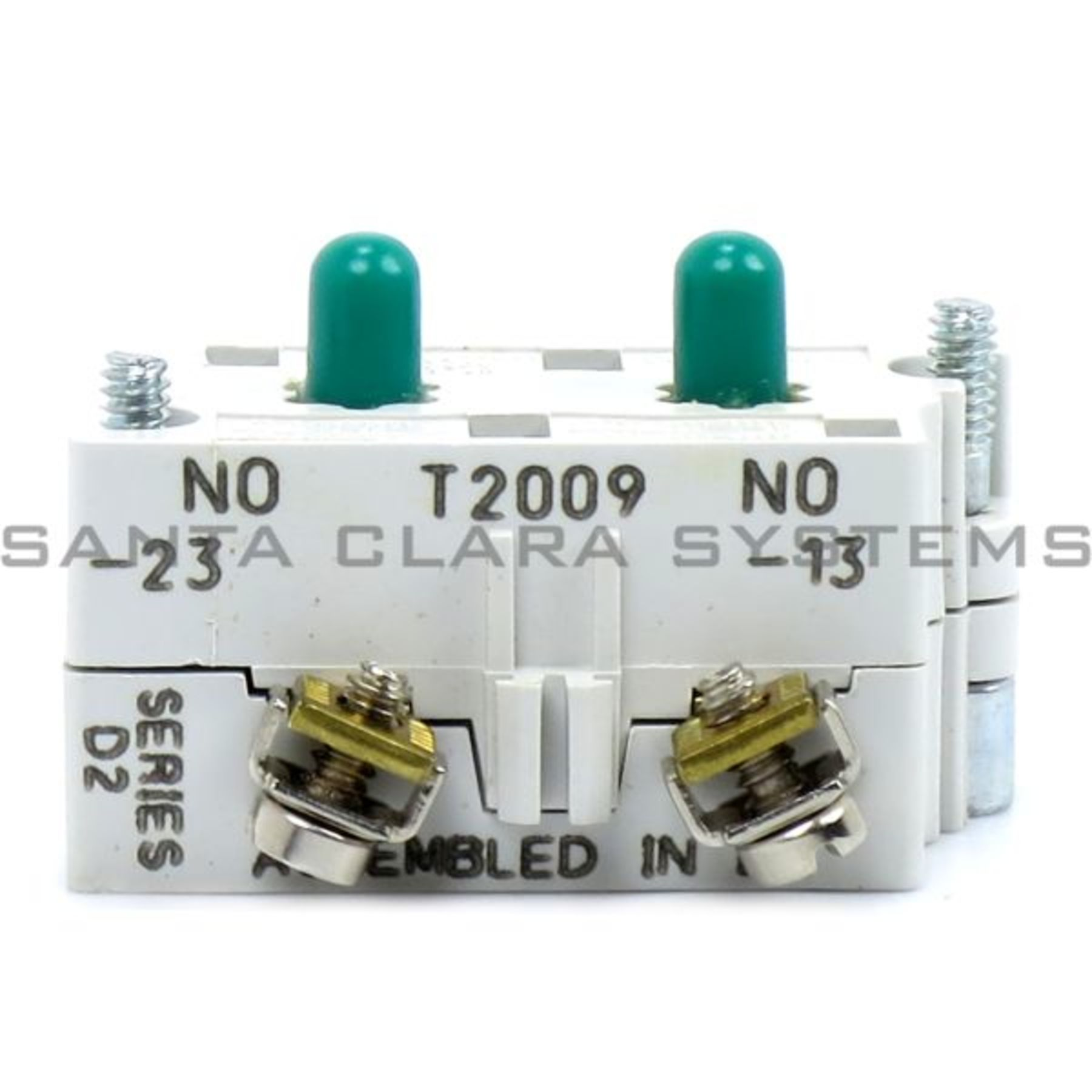 10250t2 Contact Block 10250t 2 In Stock Ships Today Santa Clara Keypad Combination Lock Circuit Cutler Hammer Product Image