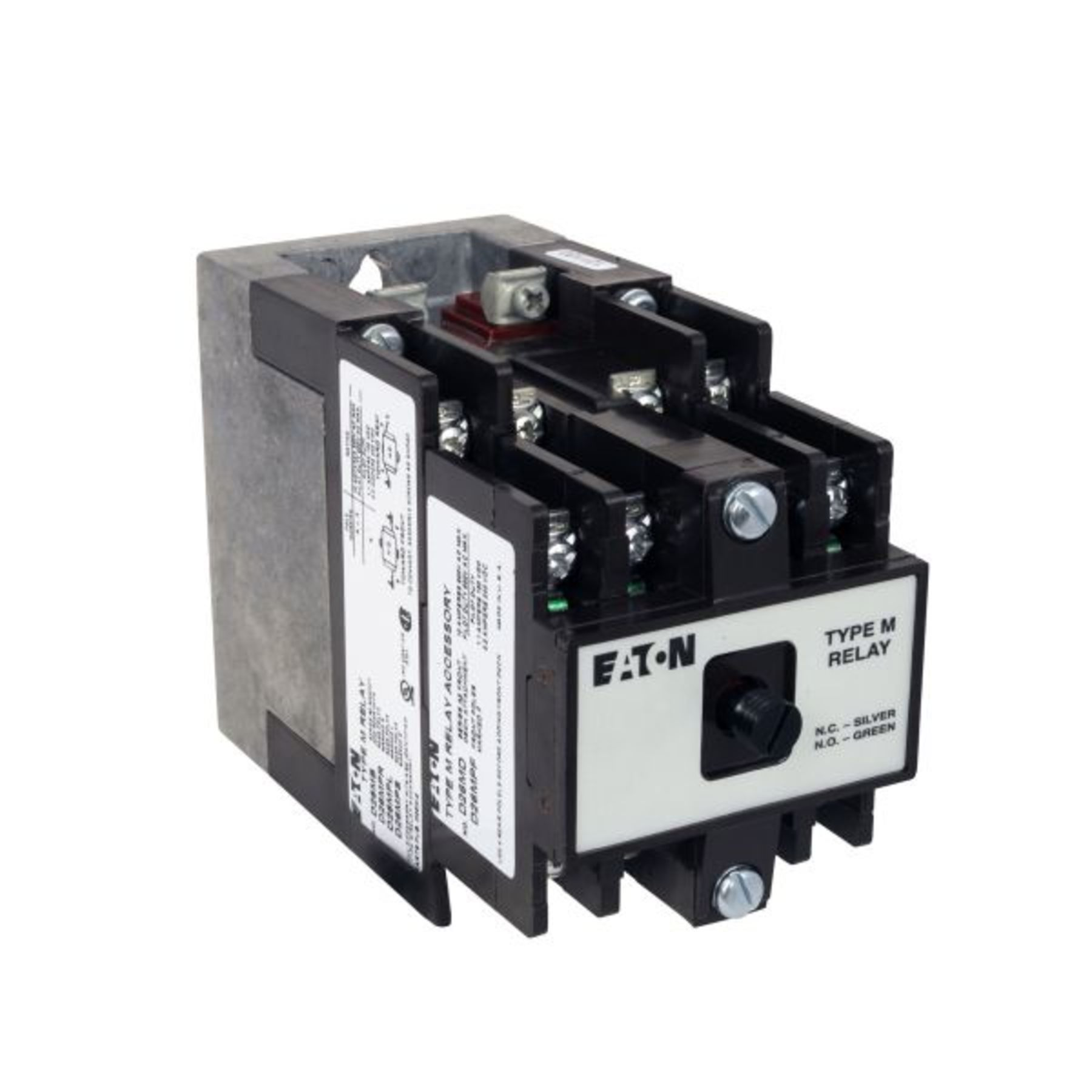 Cutler Hammer Eaton Relay 10 Amp D26mr80a Current Product Image