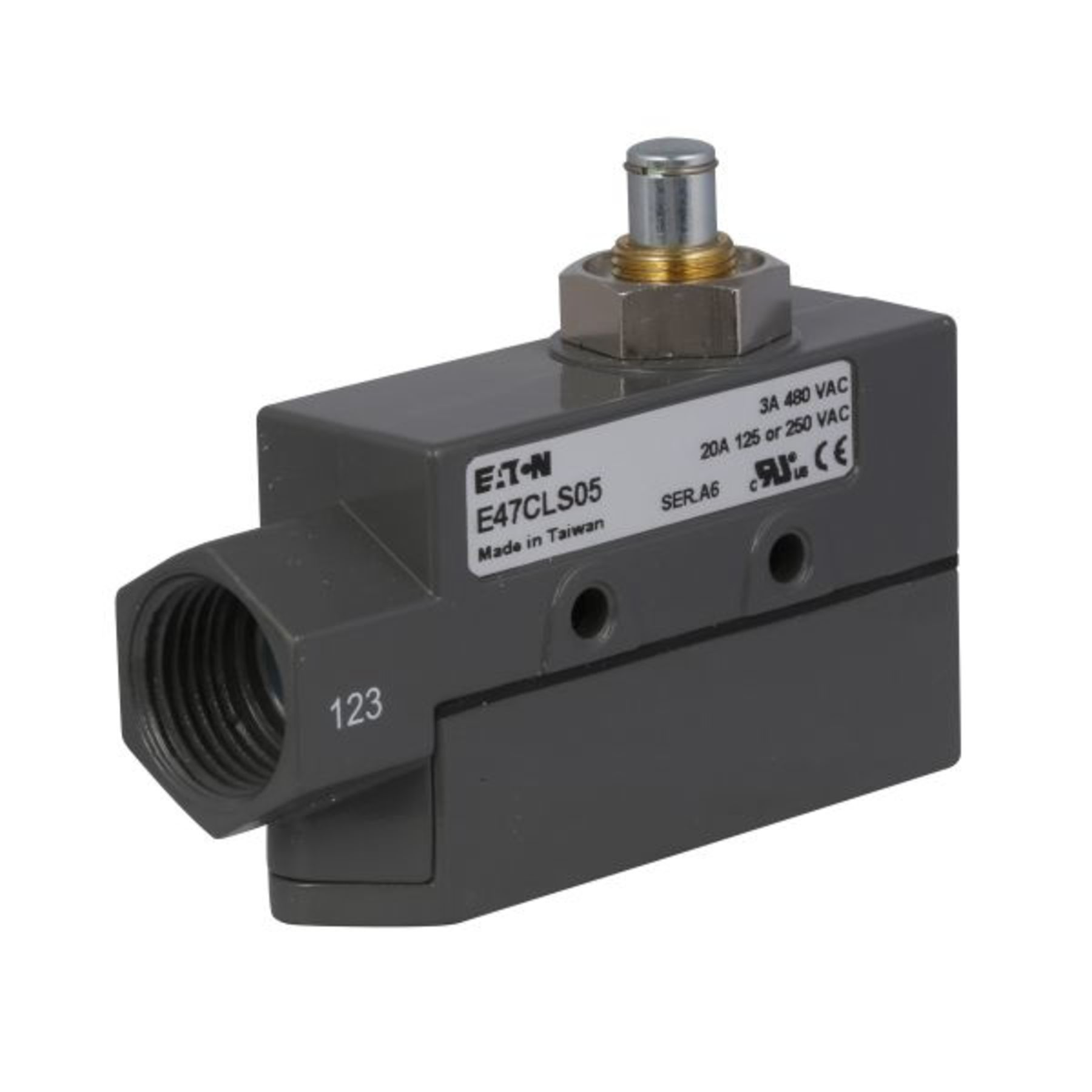E47CLS05 Cutler-Hammer Limit Switch 20-AMP | Eaton Out of Stock ...