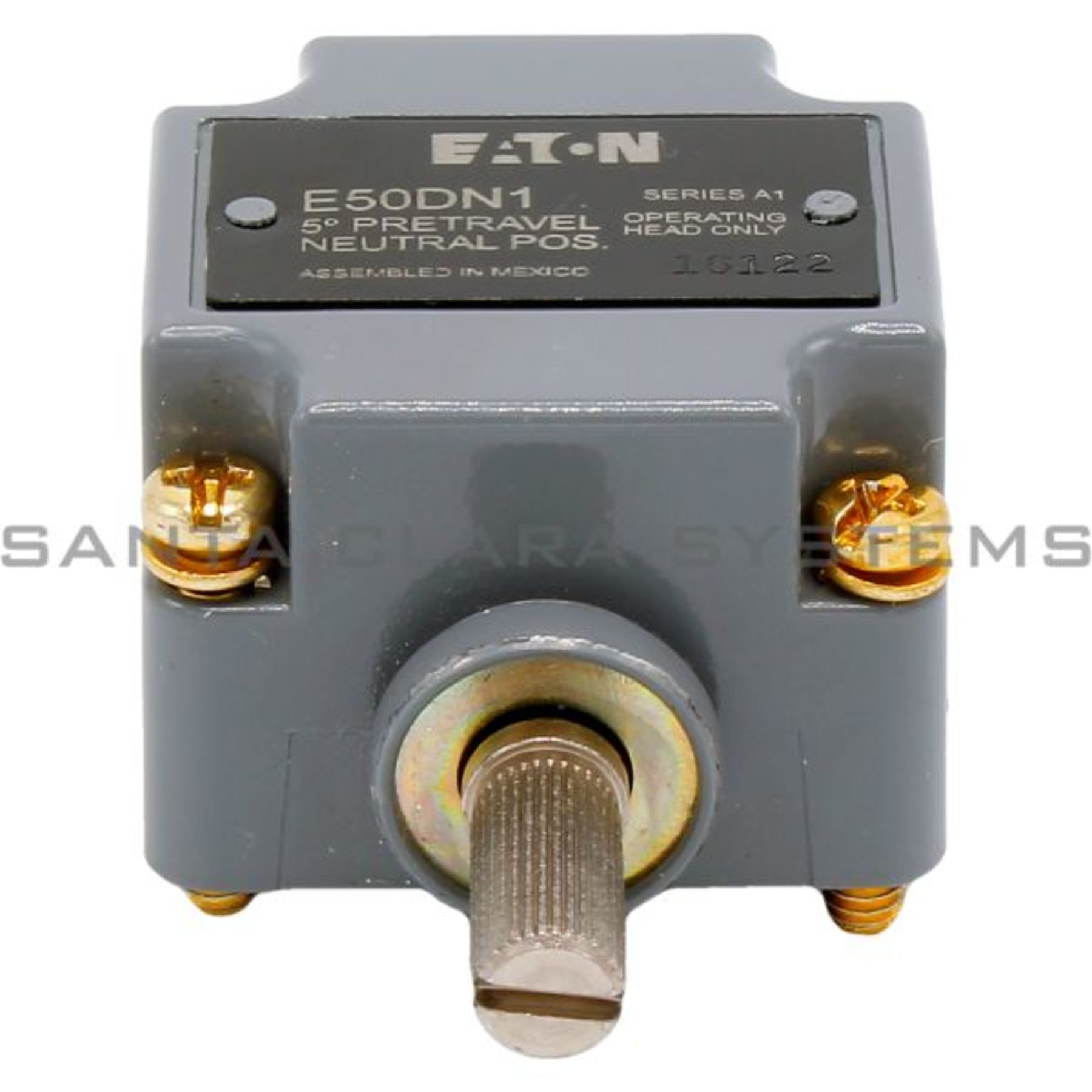 E50DN1 Limit Switch Head Only | Eaton In-Stock. Ships Today - Santa ...