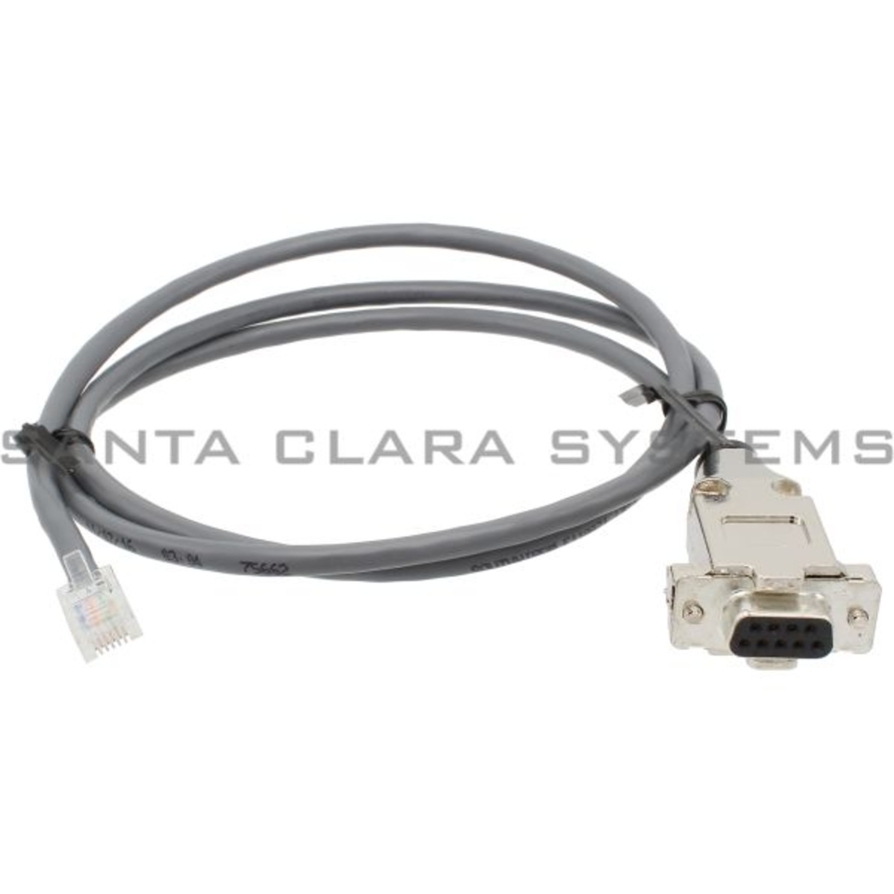IC693CBL316 Station Manager Serial Cable for Ethernet TCP/IP In