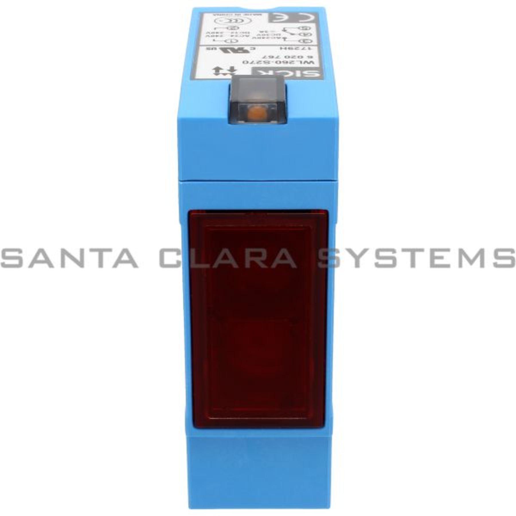 SICK WL260-S230 Reflective Photoelectric Sensor
