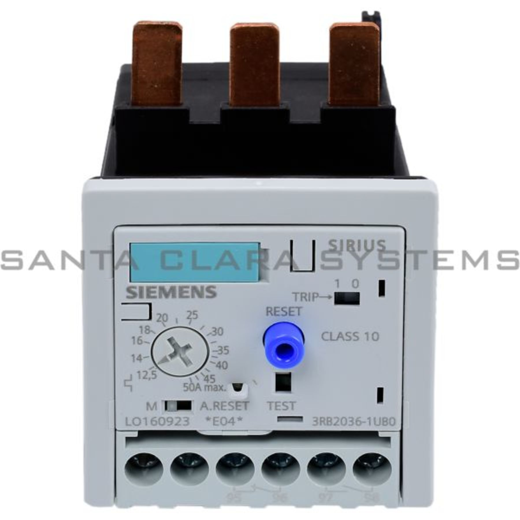 3RB2036-1UB0 Siemens In stock and ready to ship - Santa
