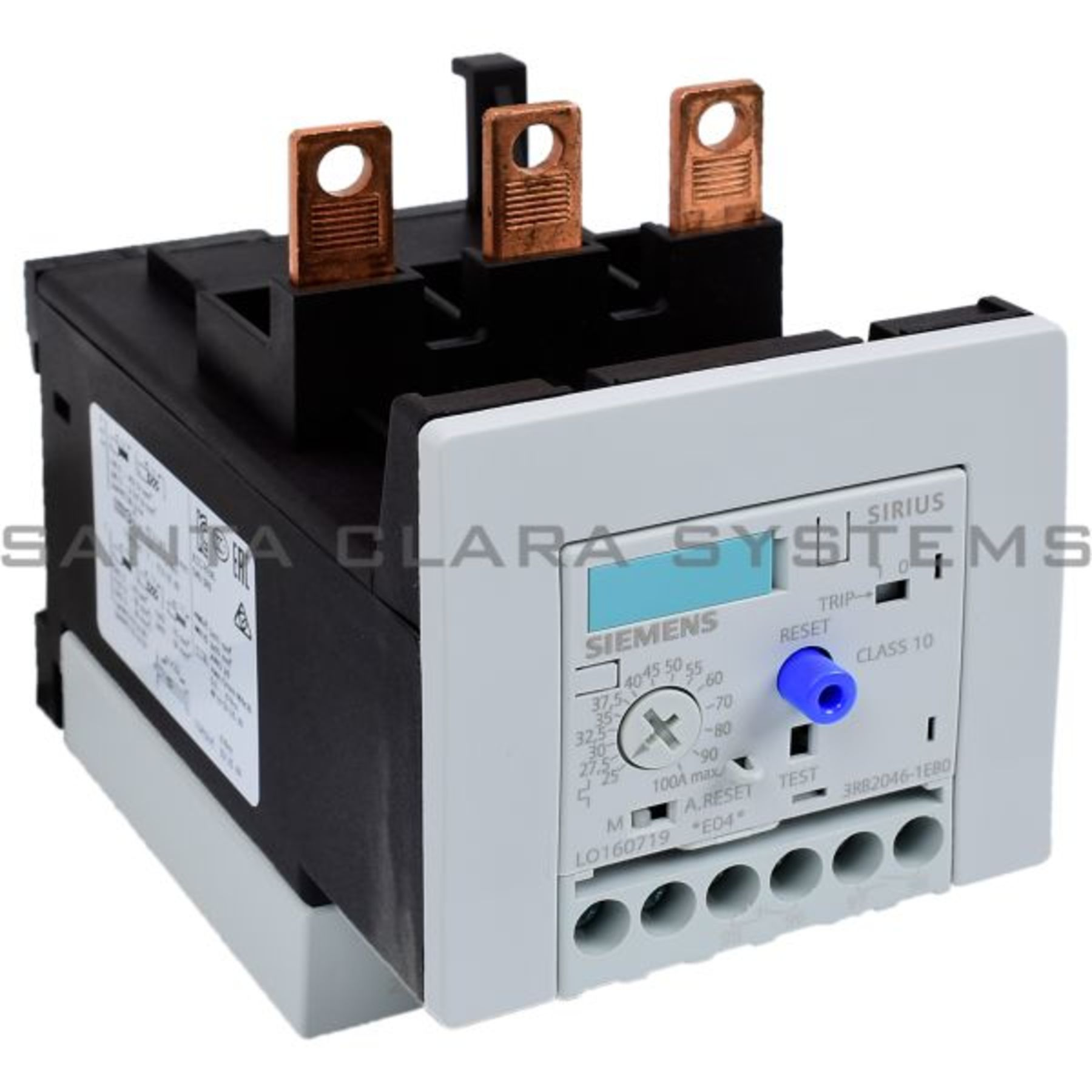 3RB2046-1EB0 Overload Relay | 3RB2046-1EB0 In-Stock  Ships