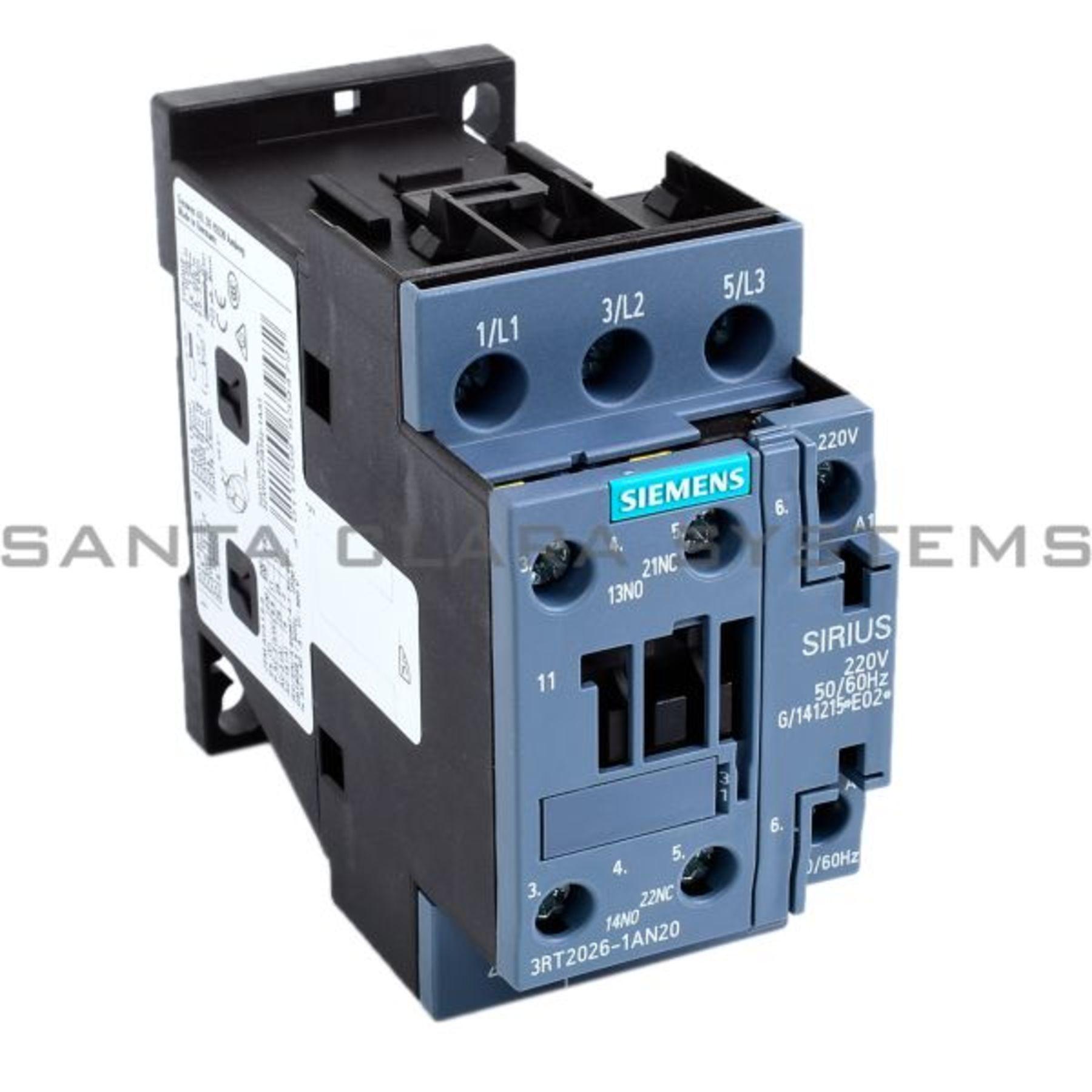 Siemens Contactor   www.topsimages.com