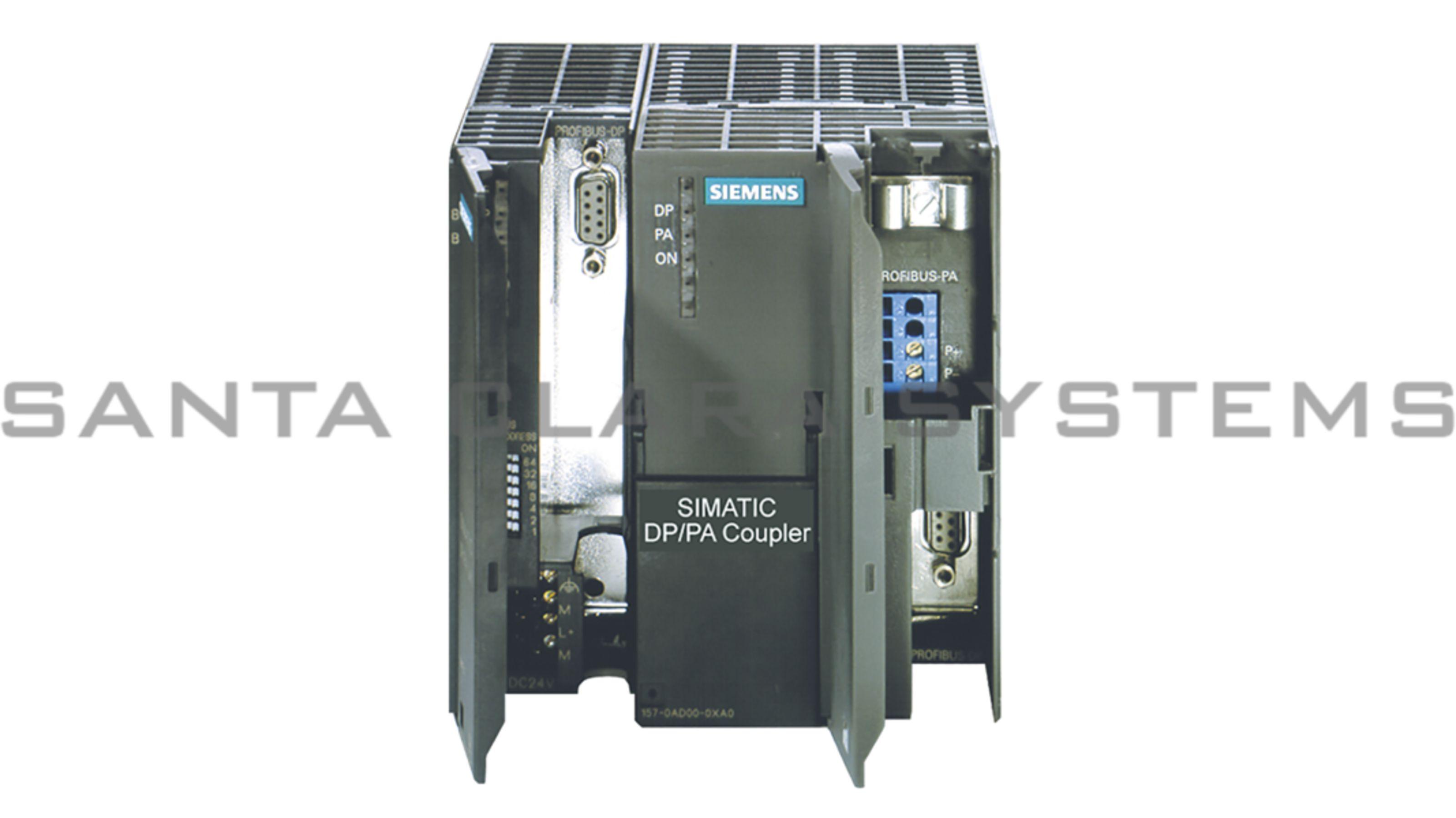 6es7157 0ad82 0xa0 Siemens Coupler Module Out Metal Detector 6es7 157 Product