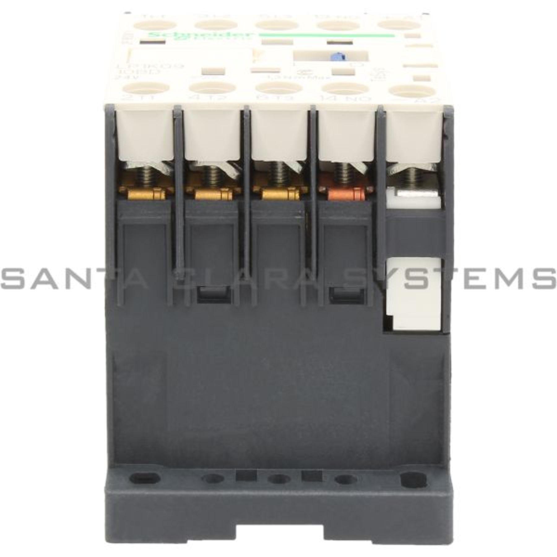 Details about  /SQUARE D TELEMECANIQUE LP1K09-10BD3 LP1K0910BD3 20A 690V 8kV 24V CONTACTOR