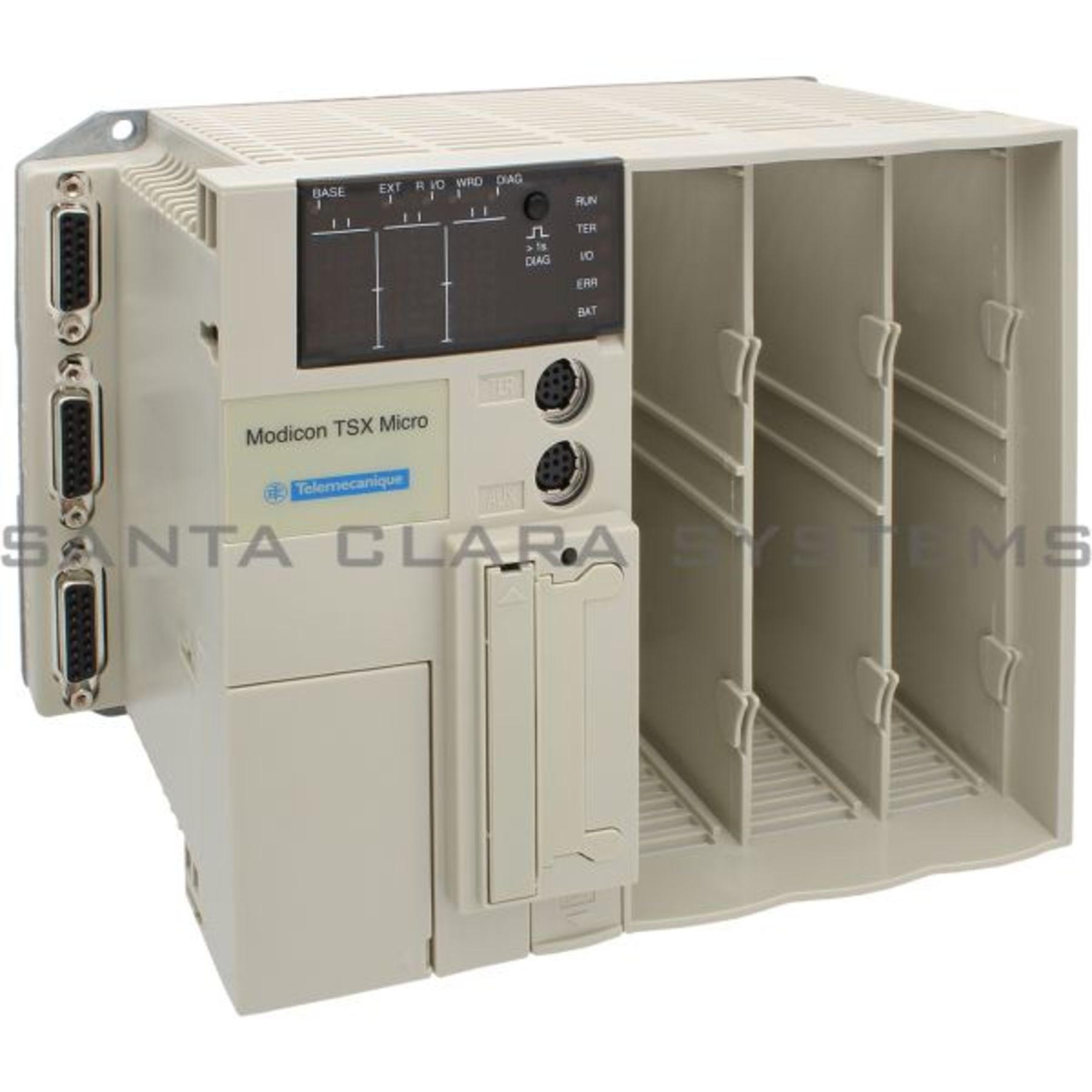 Telemecanique TSX Micro 37 21/22 PLC configurations TSX3722001 En