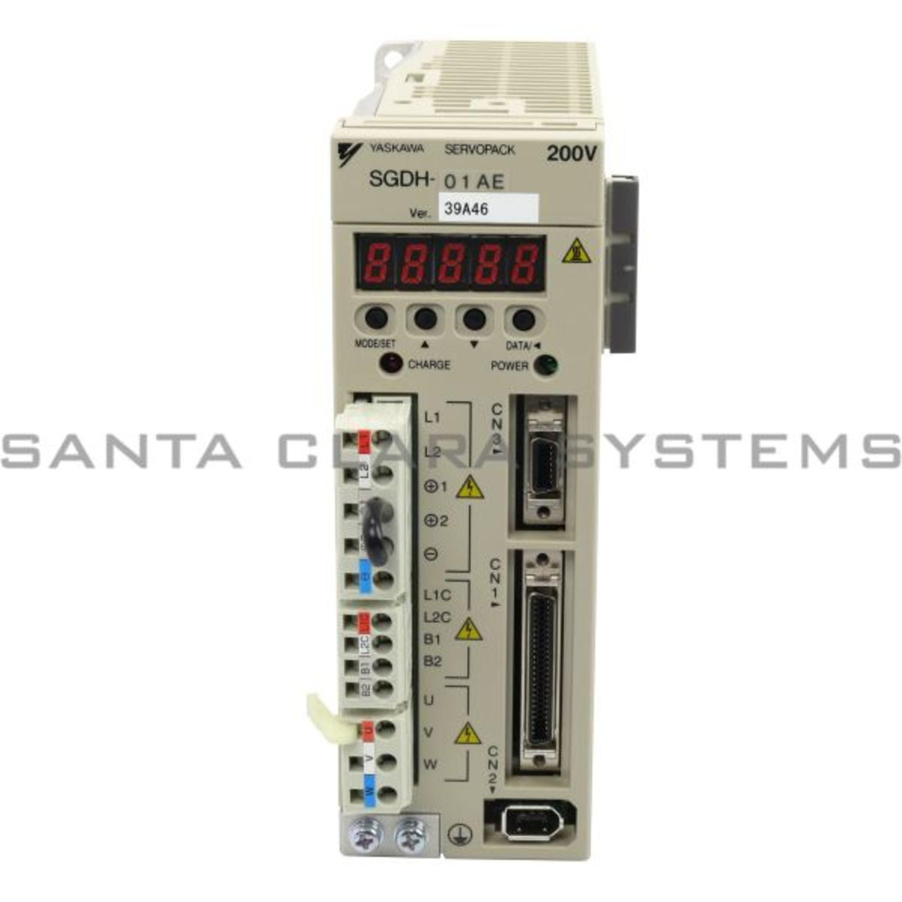 SGDH-01AE Yaskawa In stock and ready to ship - Santa Clara