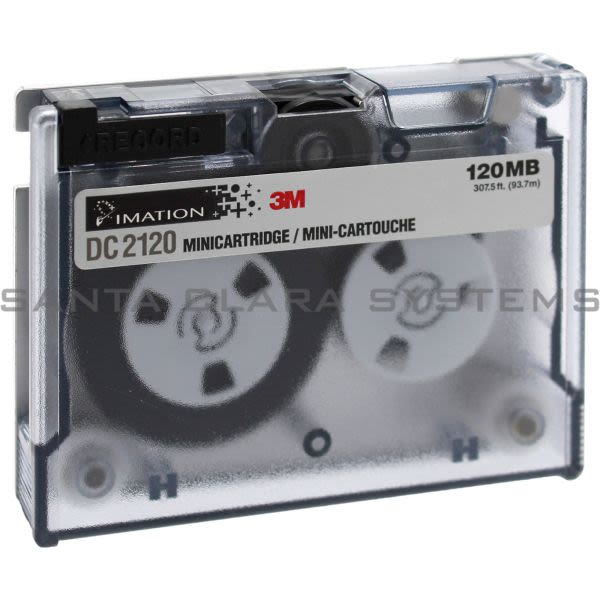 3M DC2120 Minicartridge | 120MB Product Image