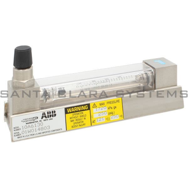 ABB 10A6130 Flow Meter Product Image