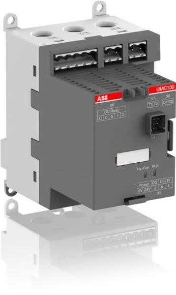 ABB 1SAJ530000R0200 UMC100.3 Univ. Motor Controller 24V ATEX Replaces UMC100 1SAJ520000R0201 Product Image