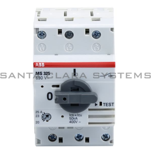 ABB 1SAM150000R1014 Manual Motor Starter | MS325-25.0 Product Image