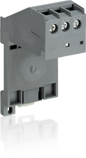 ABB 1SAX101110R0001  Single Mounting Kit | DB16E Product Image