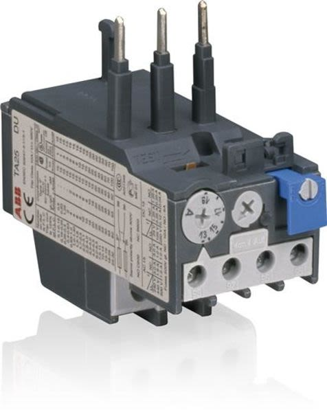 ABB 1SAZ211201R1005 Thermal Overload Relay | TA25DU-0.16 Product Image