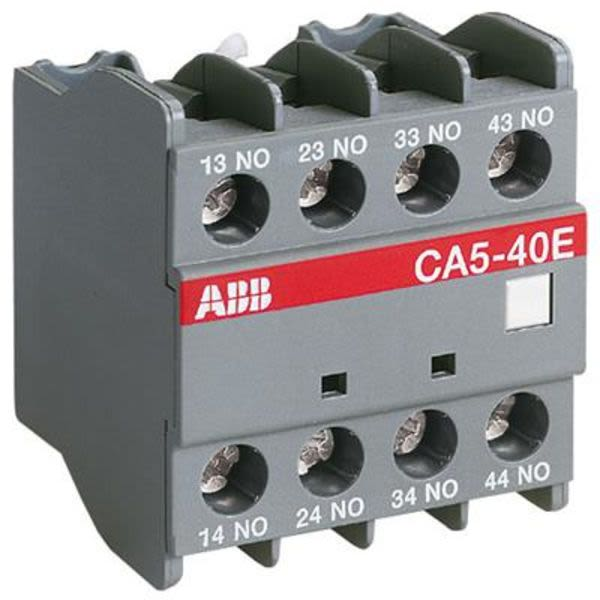 ABB 1SBN010040R1022 Auxiliary Contact Block | CA5-22E Product Image