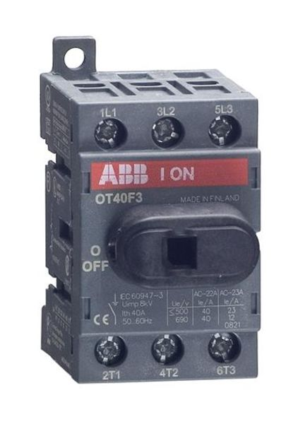 ABB 1SCA104902R1001  Switch-Disconnector | OT40F3 Product Image