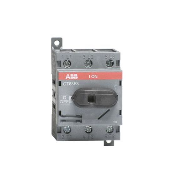 ABB 1SCA105332R1001 Switch-Disconnector | OT63F3 Product Image