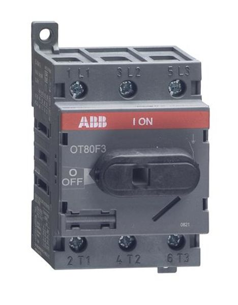 ABB 1SCA105798R1001  Switch-Disconnector | OT80F3 Product Image