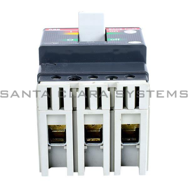 ABB 1SDA061802R1 Circuit Breaker | T1N030TL Product Image