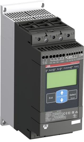 ABB 1SFA897105R7000 PSE45-600-70 SOFTSTARTER Product Image