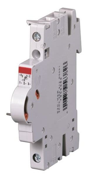 ABB 2CDS200912R0001 Auxiliary Contact | S2C-H6R Product Image