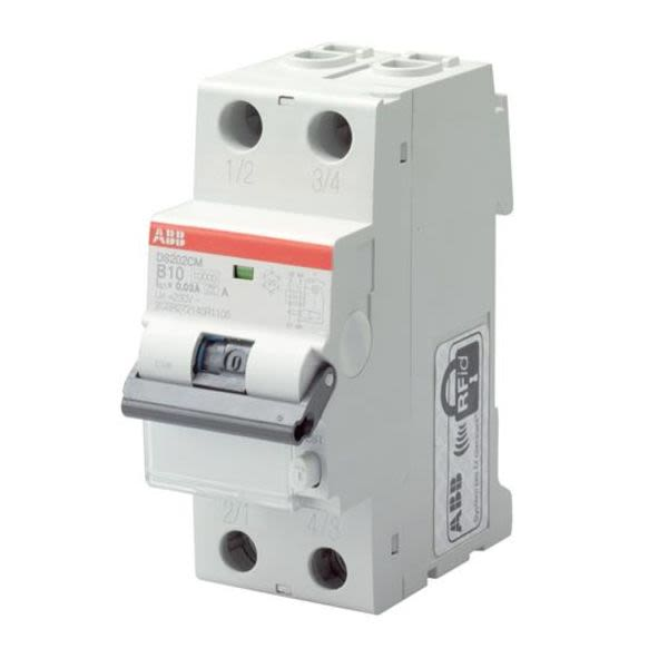 ABB 2CSR272440R1255 DS202C M C25 APR30 - RCBO Product Image