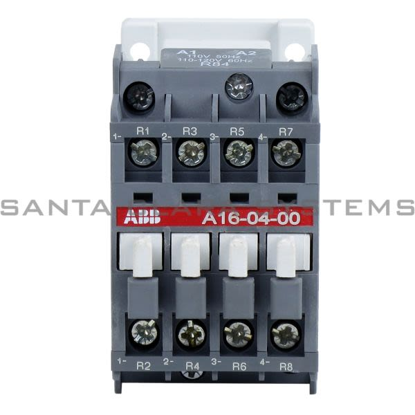 ABB A16-04-00-84 Contactor | 1SBL181101R8400 Product Image