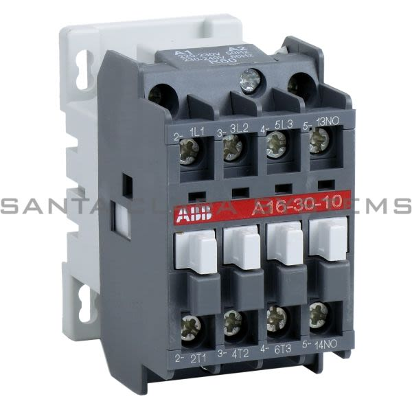 ABB A16-30-10-80 Contactor Product Image