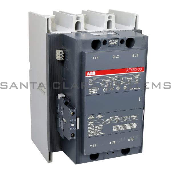 ABB AF460-30-11-70 Contactor Product Image