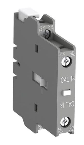 ABB CAL18-11  Aux Contact | 1SFN010720R1011 Product Image