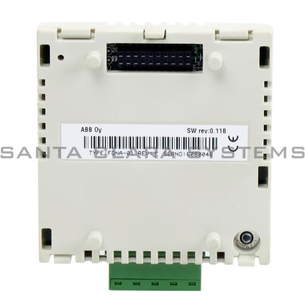 ABB FDNA-01 Adapter Module Product Image