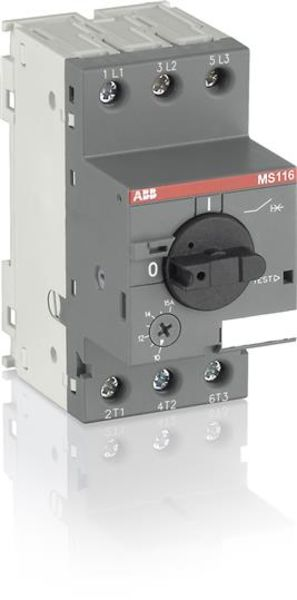 ABB MS116-0.63 Manual Motor Starter | 1SAM250000R1004 Product Image